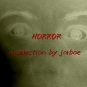 "HORROR – (click for audio samples)a Halloween and other gatherings spooky ""mix tape"" selection by jarboe from previous albums 320Kbps mp3 download"
